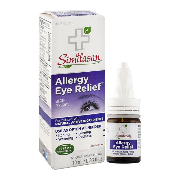 Similasan Allergy Eye Relief 10ml - HealthQuest Ltd.